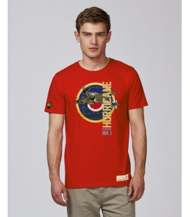 Military T-Shirt HURRICANE Mk 1 WWII