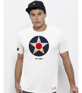 Military T-Shirt LEGENDS RETRO I USA WWII
