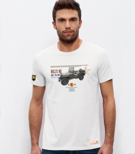 Military T-Shirt Willys MB