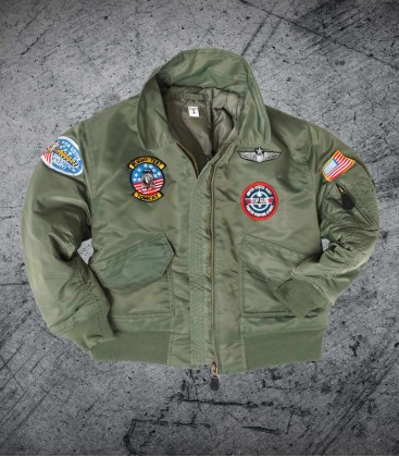 Top Gun Kid CWU Jacket