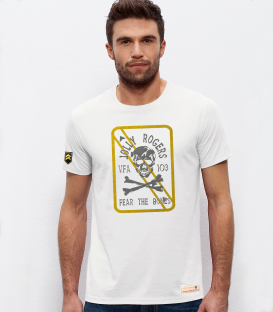 Military T-Shirt Jolly Rogers VFA 103