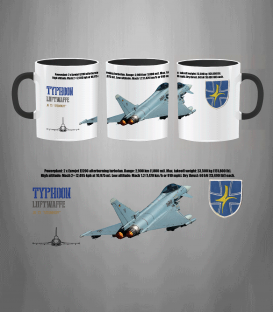 JG 73 Typhoon Luftwaffe Mug