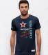 Military T-Shirt Curtiss P-40B USAF