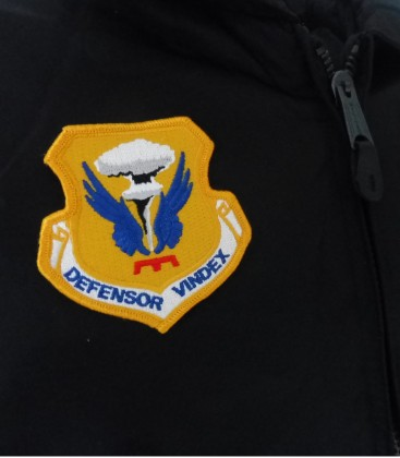 B-2 CWU Black Jacket