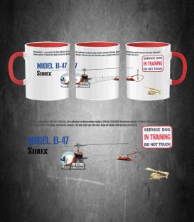 B-47 Sioux Mug